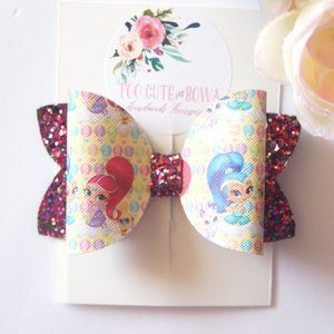 SALE: Shimmer & Shine Hair Bow